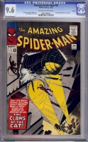 Amazing Spider-Man #30 CGC 9.6 ow/w Circle 8