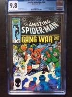 Amazing Spider-Man #284 CGC 9.8 w