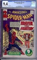 Amazing Spider-Man #15 CGC 9.4 cr/ow