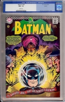 Batman #192 CGC 9.6 w Boston