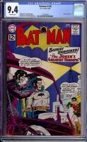 Batman #148 CGC 9.4 ow