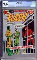 Flash #219 CGC 9.6 w