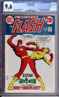 Flash #220 CGC 9.6 w