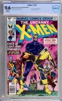 X-Men #136 CBCS 9.6 w Newsstand Edition