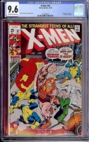 X-Men #67 CGC 9.6 ow/w