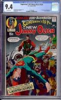 Superman's Pal Jimmy Olsen #134 CGC 9.4 ow