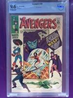 Avengers #26 CBCS 9.6 ow/w