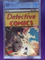 Detective Comics #17 CBCS 3.0 ow/w