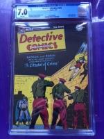 Detective Comics #125 CGC 7.0 w