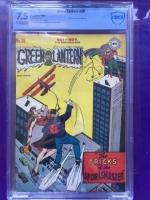 Green Lantern #28 CBCS 7.5 ow/w