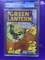 Green Lantern #3 CGC 8.5 cr/ow
