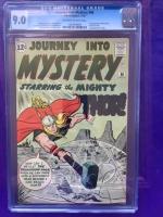 Journey Into Mystery #86 CGC 9.0 ow/w