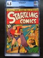 Startling Comics #6 CGC 6.5 ow/w