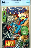 Amazing Spider-Man #88 CBCS 9.4 ow/w
