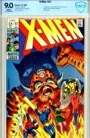 X-Men #51 CBCS 9.0 w