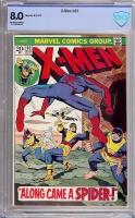 X-Men #83 CBCS 8.0 ow/w