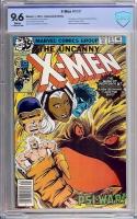 X-Men #117 CBCS 9.6 w Newsstand Edition