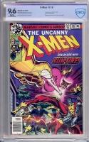 X-Men #118 CBCS 9.6 w