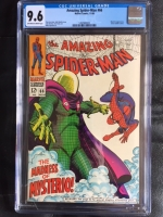Amazing Spider-Man #66 CGC 9.6 ow/w