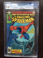 Amazing Spider-Man #200 CGC 9.8 w