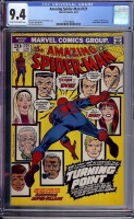 Amazing Spider-Man #121 CGC 9.4 cr/ow