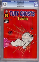 Tuff Ghosts Starring Spooky #20 CGC 7.0 ow/w File Copy