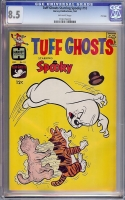 Tuff Ghosts Starring Spooky #10 CGC 8.5 ow File Copy