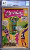 Adventure Comics #267 CGC 6.0 cr/ow