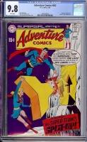 Adventure Comics #382 CGC 9.8 w