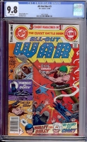 All-Out War #3 CGC 9.8 w
