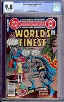 World's Finest Comics #262 CGC 9.8 w