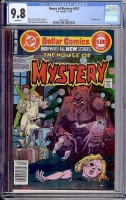 House of Mystery #257 CGC 9.8 w