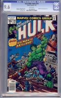 Incredible Hulk #219 CGC 9.6 w