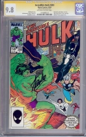 Incredible Hulk #300 CGC 9.8 ow/w CGC Signature SERIES