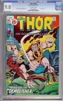 Thor #192 CGC 9.0 ow