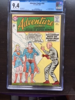 Adventure Comics #325 CGC 9.4 ow/w
