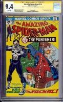 Amazing Spider-Man #129 CGC 9.4 w CGC Signature SERIES