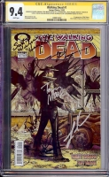 Walking Dead #1 CGC 9.4 w CGC Signature SERIES