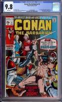Conan The Barbarian #2 CGC 9.8 w