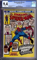 Amazing Spider-Man #121 CGC 9.4 w