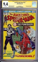 Amazing Spider-Man #129 CGC 9.4 w CGC Signature SERIES