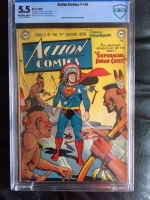 Action Comics #148 CBCS 5.5 ow/w