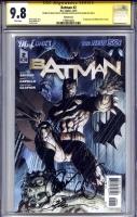 Batman #2 CGC 9.8 w Variant Cover