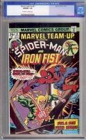 Marvel Team-Up #31 CGC 9.8 ow/w