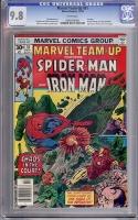 Marvel Team-Up #51 CGC 9.8 w