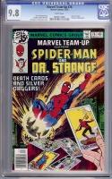 Marvel Team-Up #76 CGC 9.8 w
