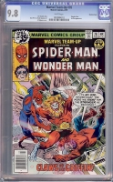 Marvel Team-Up #78 CGC 9.8 w Western Penn