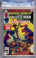 Marvel Team-Up #89 CGC 9.8 w