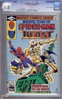 Marvel Team-Up #90 CGC 9.8 w Don Rosa Collection