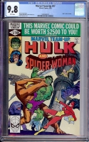 Marvel Team-Up #97 CGC 9.8 w